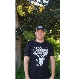 Bronson & Bronson T-shirt BLACK M