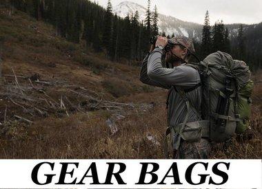 Storage/Gear Bags