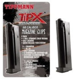 Tippmann Tru Feed 7-Ball Magazine 2-Pack TCR / TiPX