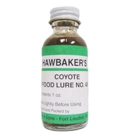 hawbaker's coyote food lure no.400
