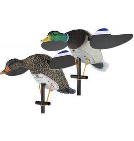 Lucky Duck Lucky Pair II Motion Decoy Pair