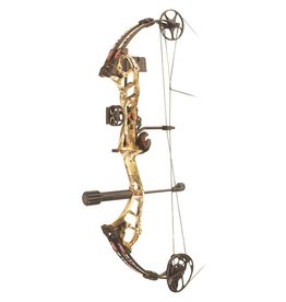 """PSE PSE Stinger Extreme RTS Package Left Hand 21-30"""" 70 Lbs. Mossy Oak Country"""