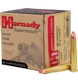 Hornady HORNADY 22 HORNET 35 GR V-MAX