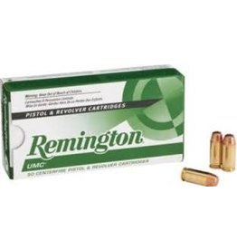 Remington REMINGTON 9MM 147GR FMJ UMC 50RD