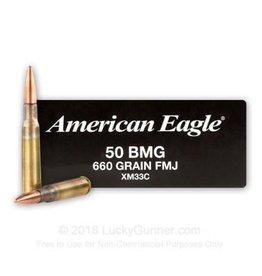American Eagle American Eagle 50 BMG 660Gr FMJ