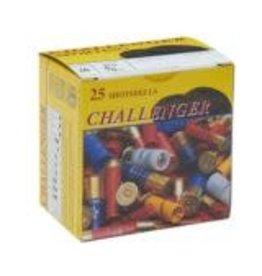 Challenger CHALLENGER AMMO 12 GA 2 3/4 LENGTH BUCKSHOT MAGNUM 00BUCK 9 PELLETS 25/BX