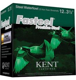 """Kent Cartridge KENT Fasteel, 12Ga, 3"""" 1-1/4OZ 1425FPS #4"""