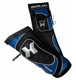 Avalon Tec Avalon Tec X Field Quiver With Divider And Belt - Blue RH