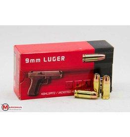 Geco Geco 9mm Luger 115gr JHP 50Ct