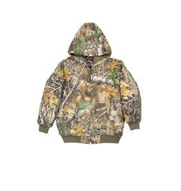 Berne Youth Spike Jacket REALTREE EDGE