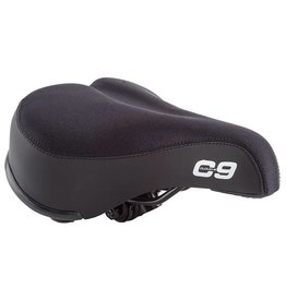 Comfort Ladies Saddle Lycra Black