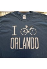 I Bike Orlando Shirt