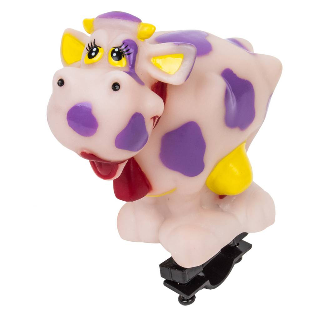 Squeeze Cow Horn