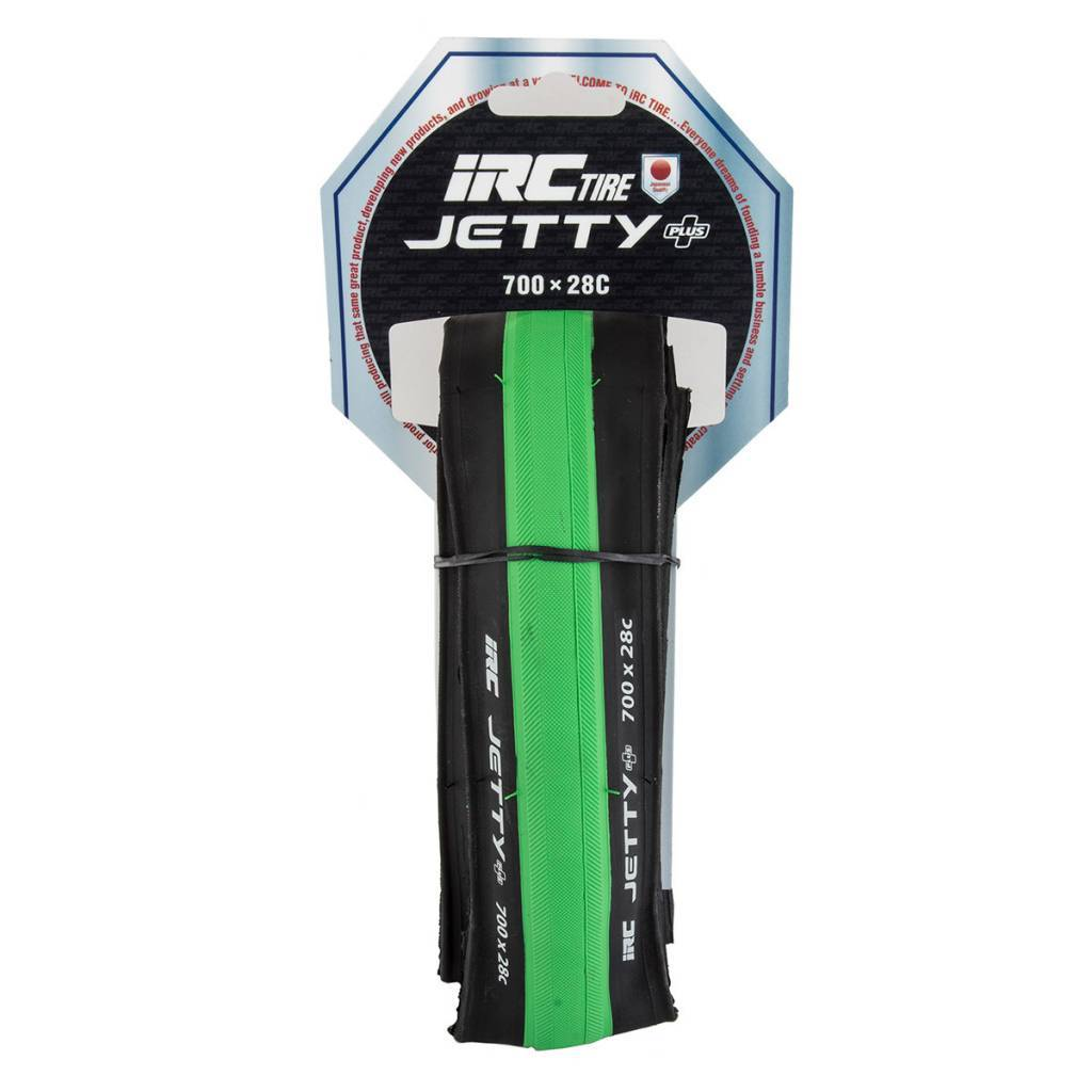 IRC Jetty Plus Colored Tires