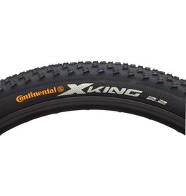 X King Tire 29x2.4 ProTection  Black Chili Rubber w/Folding Bead