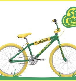 "SE BIKES So Cal Flyer 24"" Spring Green LIMITED EDITION"