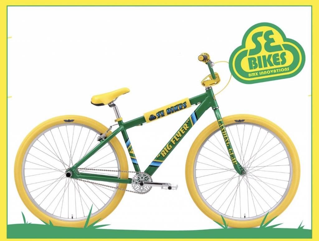 "SE BIKES Big Flyer 29"" Spring Green LIMITED EDITION"
