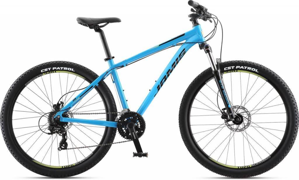 Jamis Trail X A1 Cosmo Blue 13""