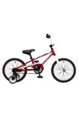 """KHS Bicycles Free Agent Lil Speedy 12"""" Red"""