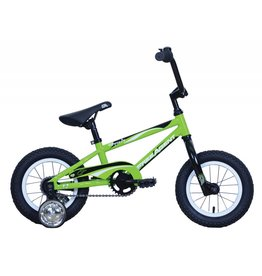 """KHS Bicycles Free Agent Lil Speedy 12"""" Green"""