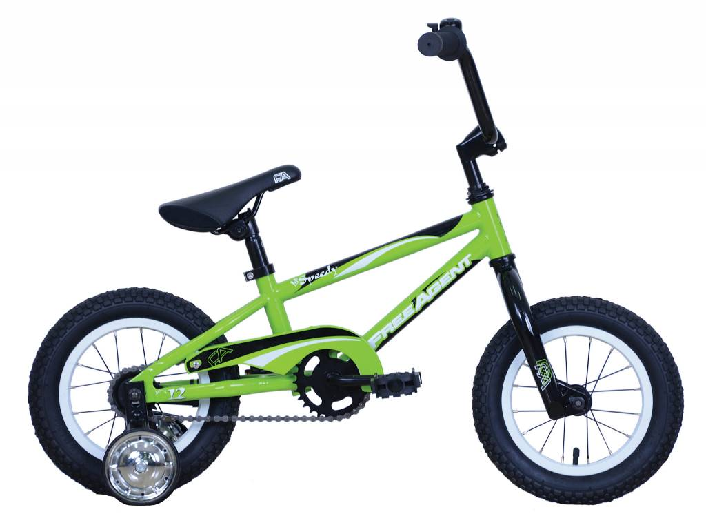 "KHS Bicycles Free Agent Lil Speedy 12"" Green"
