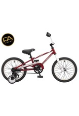 """KHS Bicycles Free Agent Speedy Team 16"""" Red"""