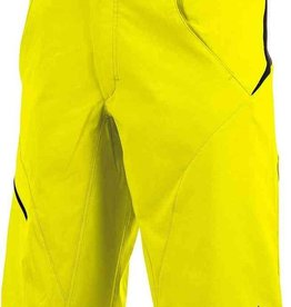 AlpineStars PATHFINDER SHORTS ACID YELLOW BLACK 36
