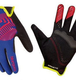 Glove Magnete Rock Blue/Red/Green M