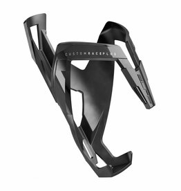 Bottle Cage Custom Race Plus SOFT TOUCH Black/Black