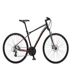 GT Hybrid Bike Transeo 4.0 BLK S