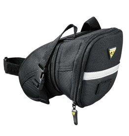 Topeak Bag Aero Wedge Pack w/ Fixer F25 Small