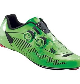 shoes Evolution Plus Green Fluo 42