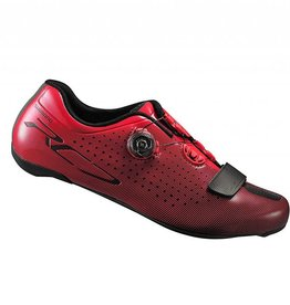 SH-RC7 Lightweight Competition Cycling Shoe 45 red