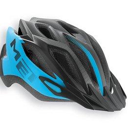 Crossover Helmet, Matte Cyan/Black, UNI