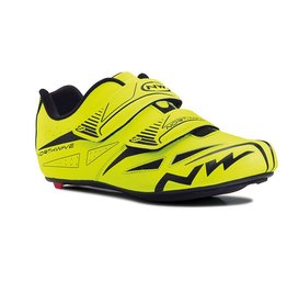 Northwave Shoes Jet Evo Yellow Fluo 45