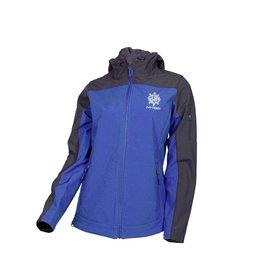 NHBP Ladies Hooded Core Soft Shell Jacket