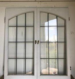 Dual Twelve Light Windows