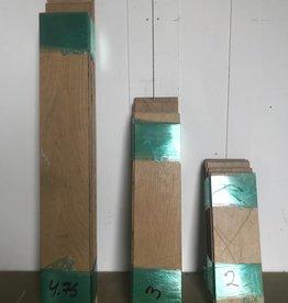R&F 5'' White Oak Flooring $2.00
