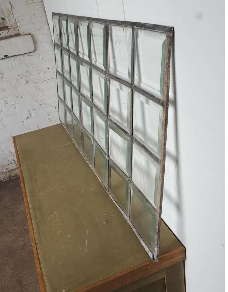 R&F Georgian Leaded Glass Window