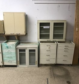 R&F 10 pc. Metal cabinet Set