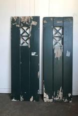 R&F Antique Shutter