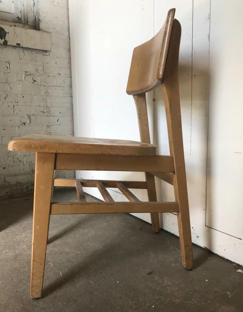 R&F Vintage School Chair, ... - Antique School Chair Set - Razed & Found