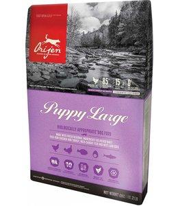 Orijen Puppy Large Breed 25lbs