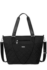 BAGGALLINI QAV189 QUILTED AVENUE TOTE