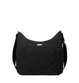 BAGGALLINI QHB190 QUILTED HOBO TOTE