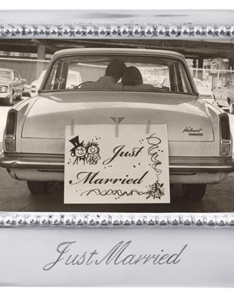"MARIPOSA 3906JM ""JUST MARRIED"" FRAME"