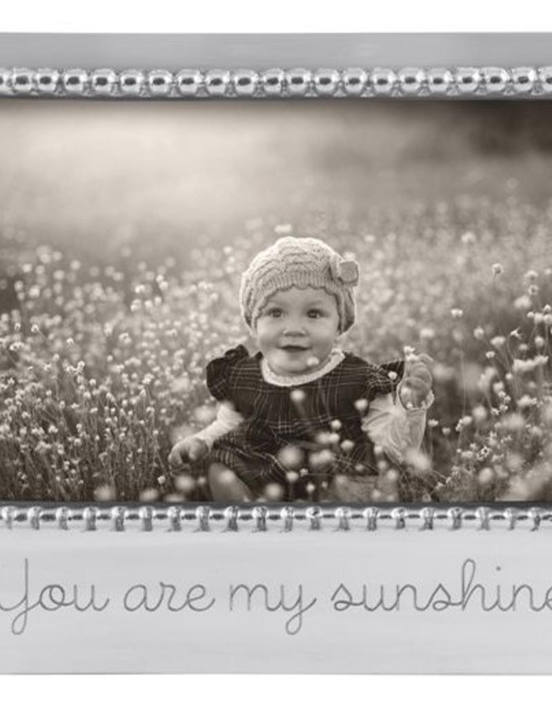 "MARIPOSA 3906SU ""YOU ARE MY SUNSHINE"" Frame"