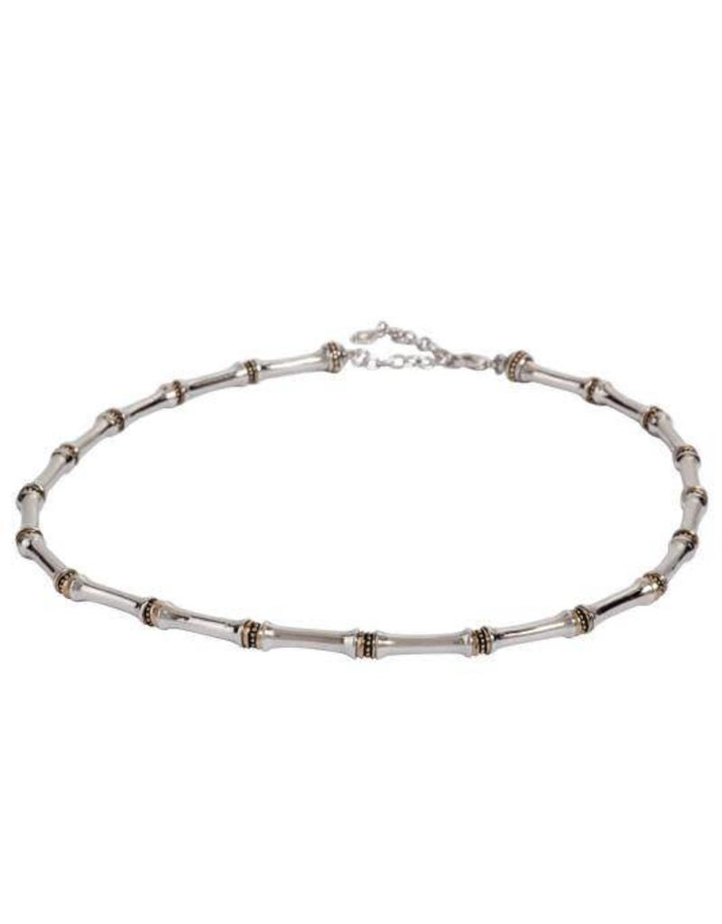 JOHN MEDEIROS N5010-A003 CANIAS COLLECTION SINGLE ROW BEADED NECKLACE