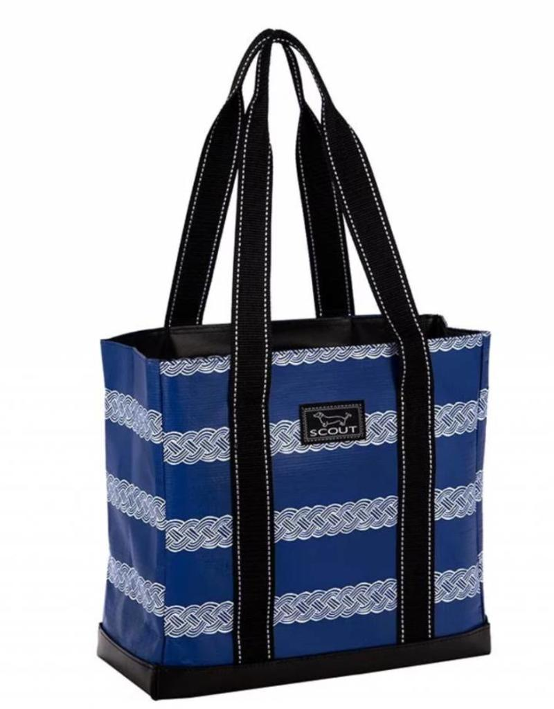 SCOUT 12695 MINI DEANO-KNOTTY BY NATURE TOTE BAG