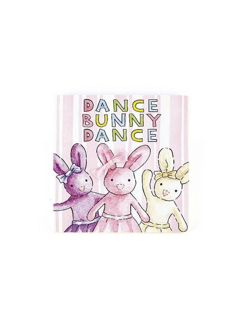 JELLYCAT BB444DBD DANCE BUNNY DANCE BOOK